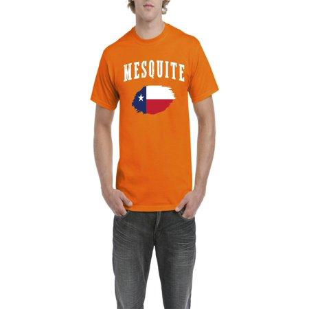 Mesquite Texas Men Shirts T Shirt Tee