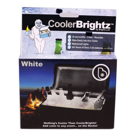 Brightz Cooler Brightz Waterproof LED Lights for Any Cooler (Ice Led)