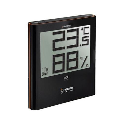 Oregon Scientific EW102 Elements Large Digit Temp And Humidity