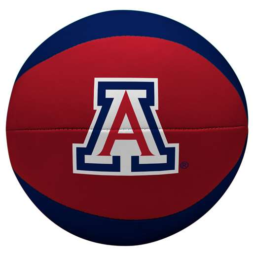 "University of Arizona Wildcats ""Free Throw"" 4"" Softee Basketball"