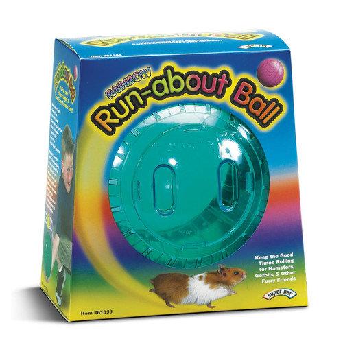 Super Pet Run About Ball