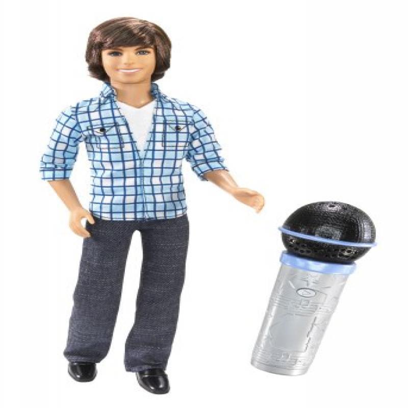 Mattel High School Musical 3 Sing Together Doll Troy