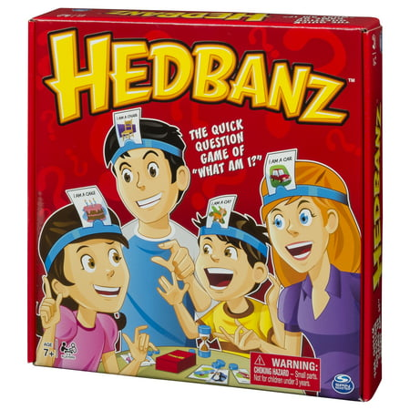 ASST Hedbanz – Guessing Game for Kids and Adults - Halloween Games For Kids And Adults