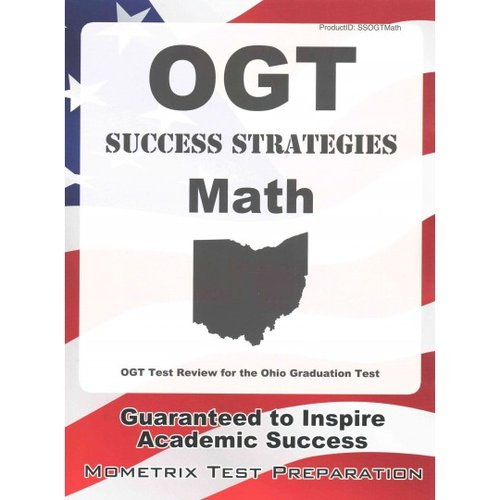 Ogt Success Strategies Math Study Guide : Ogt Test Review for the Ohio Graduation Test