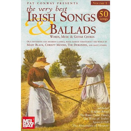 The Very Best Irish Songs & Ballads - Volume 1 : Words, Music & Guitar