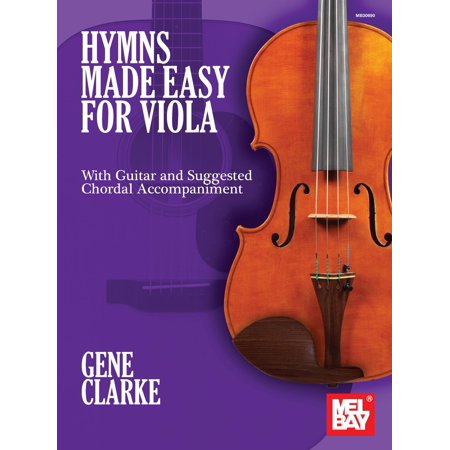 Hymns Made Easy for Viola - eBook ()