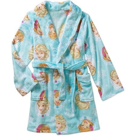 Frozen Girls' License Plush Fleece Robe