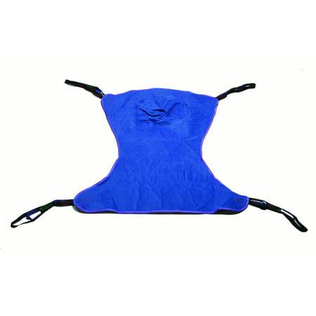 Drive Medical Full Body Patient Lift Sling, Solid, Medium