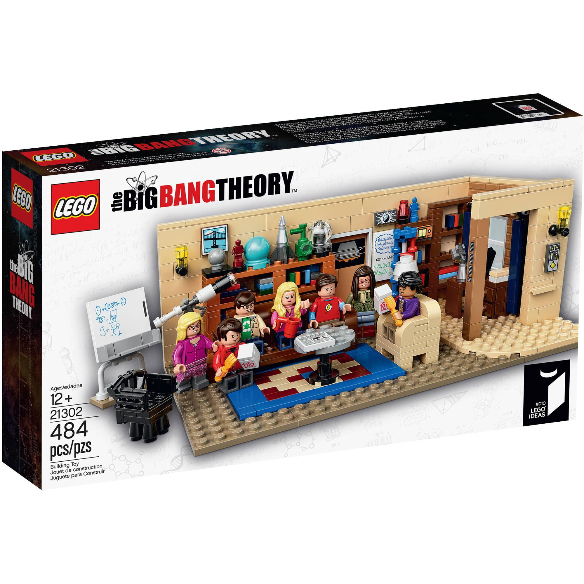 LEGO Ideas The Big Bang Theory, 21302