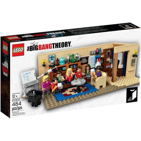 Lego Ideas The Big Bang Theory  21302