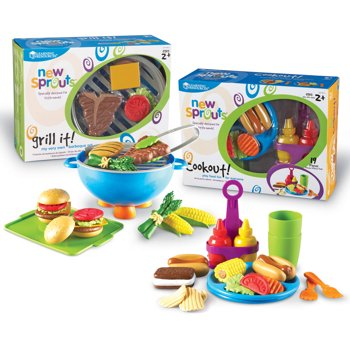 Learning New Sprouts Backyard Cookout Pack