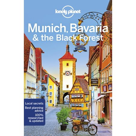 Travel guide: lonely planet munich, bavaria & the black forest (paperback): 9781786573773 (Lonely Planet Canada)