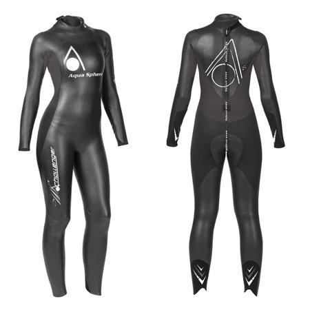 Aqua Sphere Triathlete Womens Challenger Wetsuit 2014   Xsmall