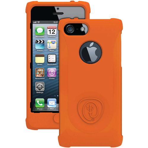 Trident Perseus Case for iPhone 5 - Retail Packaging - Orange
