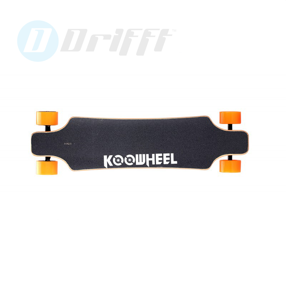 KooWheel Electric Skateboard D3M 500 Watt Motors with Wireless Remote by Supplier Generic