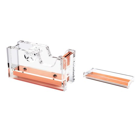 Pencil Dispenser (Insten Deluxe Design Acrylic Desktop Tape Dispenser (1