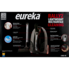 Eureka Rally 2 Canister Vacuum with Automatic Cord Rewind, 980B