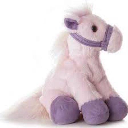 Aurora - Fancy Pals - Little Fantasy Pink Pony - 6