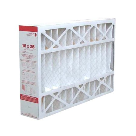 Honeywell 16x25x4 Air Filter MERV 11 Replacement Air Cleaner Replacement Filter