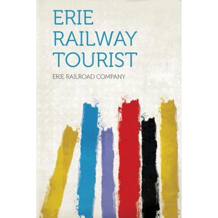 Erie Railway Tourist