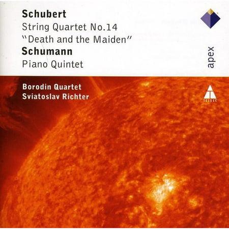 String Quartet 14 & Piano - Dvorak Piano Quintet