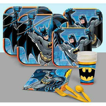 Batman Party Cups (Batman Party Pack)
