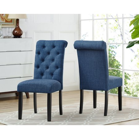 Brex Inc Soho Tufted Dining Chair Set Of 2
