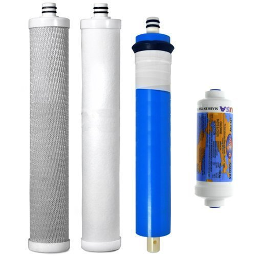 Culligan AC-30 Compatible Filters, Replacement Cartridge and Membrane Set of 4 by CFS