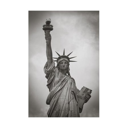 Monument Statue Of Liberty (Usa, New York, New York City, Statue of Liberty National Monument Print Wall Art By Michele)