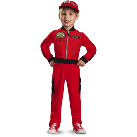 Dusty Crophopper Halloween Costume (Childs Disney Planes Fire & Rescue Dusty Crophopper Airplane)