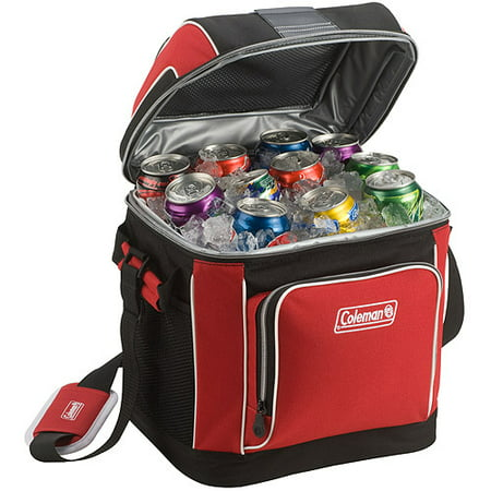 Coleman 30 Can Soft Cooler With Liner Walmart Com