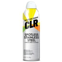Multi-Surface Cleaner: CLR Stainless Steel Cleaner