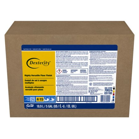 Procter   Gamble Pro Line Dexterity  Highly Versatile Floor Finish  15  5 Gallon Bag In The Box