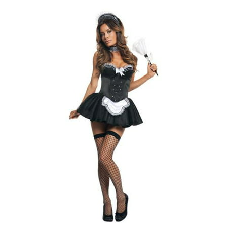 Seductive Maid Costume - Seductive Costume