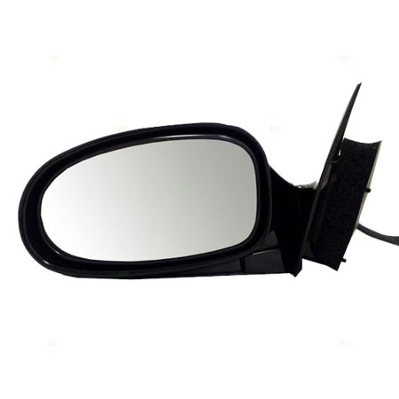Drivers Power Side View Mirror Heated Replacement for Chrysler Sebring Convertible 4724247AB