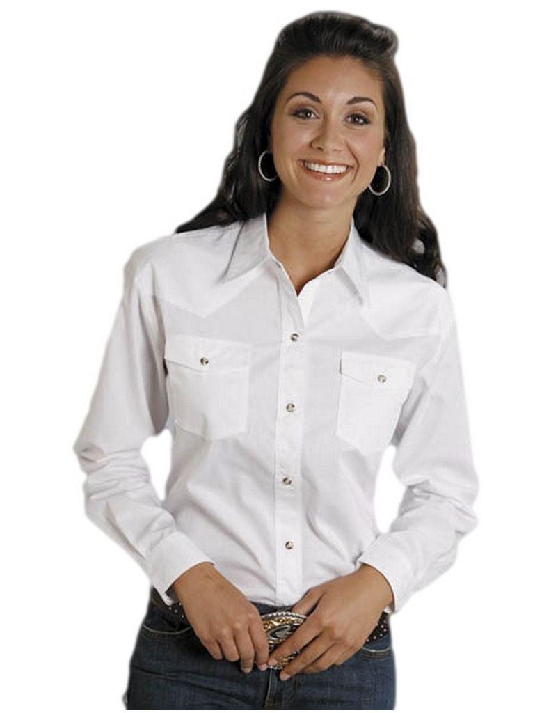 Roper - Roper Western Shirt Womens L/S
