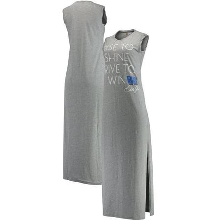 Dale Earnhardt Jr. Concepts Sport Women's Plunge Knit Nightdress -