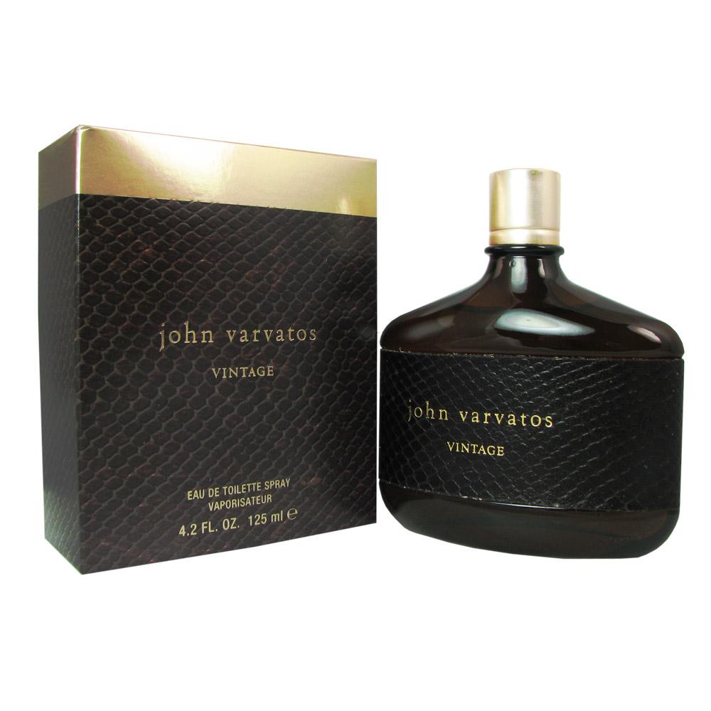 John Varvatos Vintage Eau De Toilette Spray, 4.2 Oz