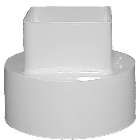 GenovaProducts Downspout Adapter