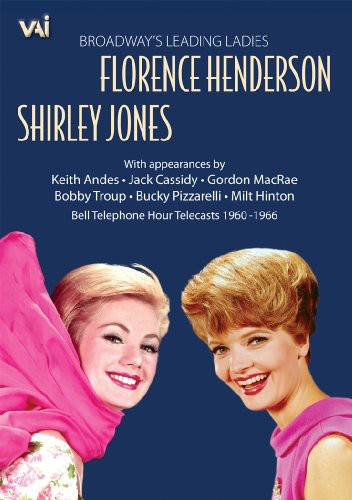 Broadway's Leading Ladies: Shirley Jones & Florence Henderson by