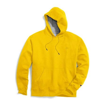 Champion Embroidered Sweatshirt (Champion Men's Powerblend® Fleece Pullover Hoodie - S0889)