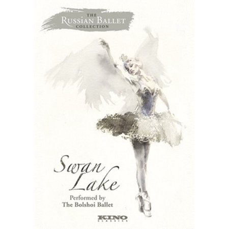 Bolshoi Ballet: Swan Lake (DVD)