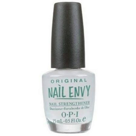 OPI  Nail Envy Natural Nail Strengthener, Original 0.5 oz (Pack of 2)