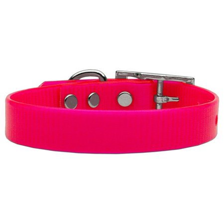 - Plain Tropical Jelly Collars Pink Med