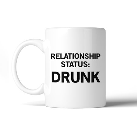 Relationship Status Funny Graphic Mug Humorous Gifts For Friends