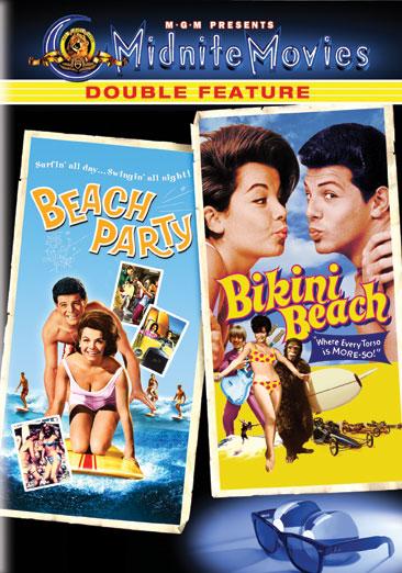 Beach Party   Bikini Beach (DVD) by Mgm