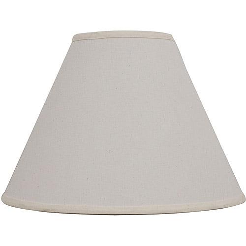 Better Homes Gardens Linen Empire Table Lamp Shade Beige Walmart Com Walmart Com