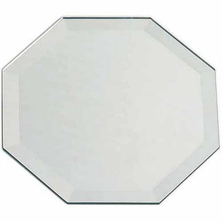 Darice Octagon Bevel Mirror, 12