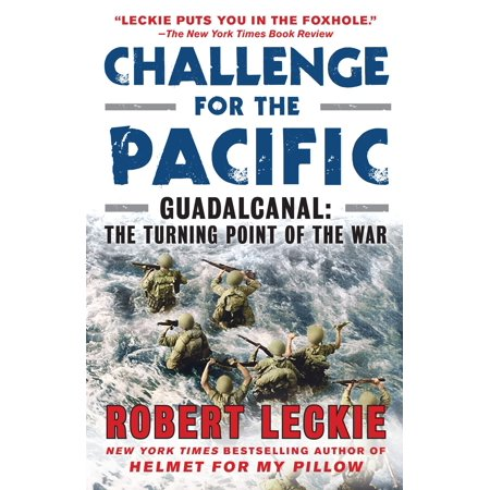 Challenge for the Pacific : Guadalcanal: The Turning Point of the
