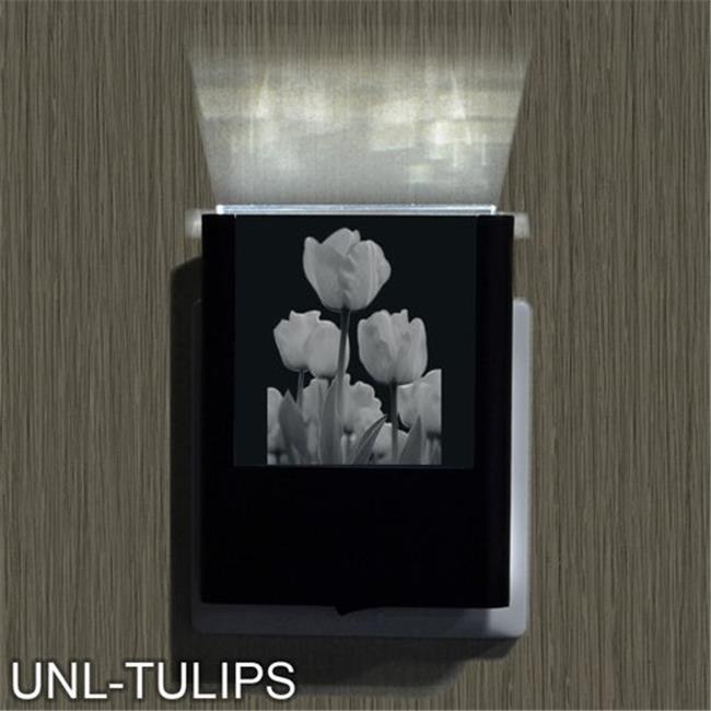 Uniqia UNLG0163 Night Light - Tulip Laser